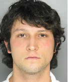 Joseph Romano, charged by Bensalem Police with fatally stabbing a friend on March 30, 2014