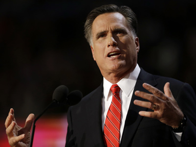 Mitt Romney says his Massachusetts health reform plan is much better than Obama's. He claims it's different in important ways. If there are big differences, it's difficult to find them. (AP Photo/David Goldman)