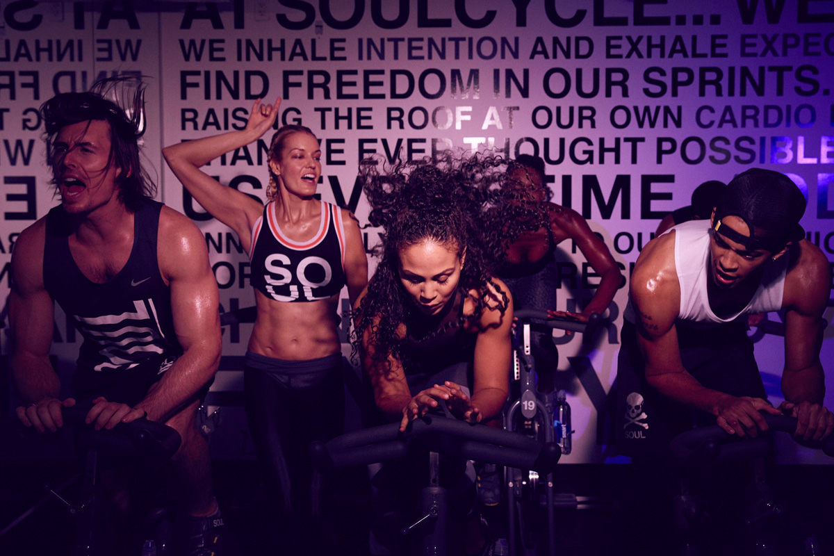 SoulCycle is opening its Center City location on Tuesday, March 7 at 113 South 16th St.