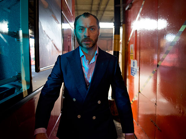 """Jude Law in a scene from """"Dom Hemingway."""" (AP Photo/Fox Searchlight Pictures, Nick Wall)"""