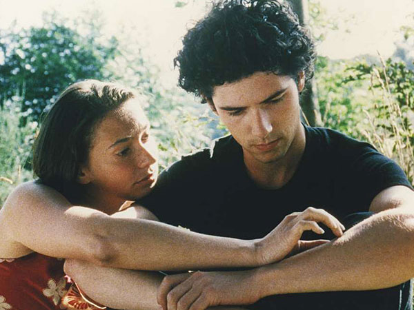 "Amanda Langlet and Melvil Poupaud in Eric Rohmer´s ""A Summer´s Tale."" (Big World Pictures)"