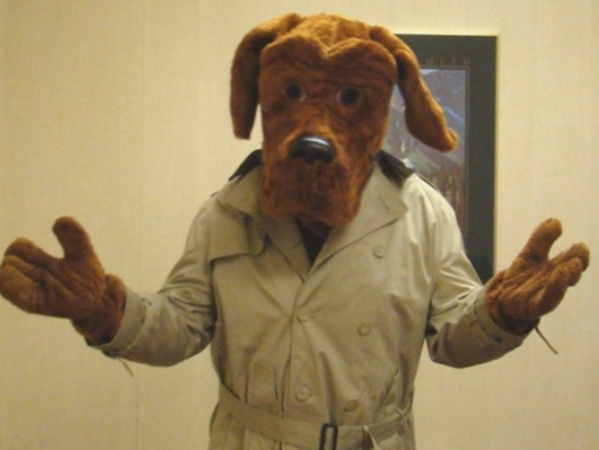 mcgruff the crime dog gets 16 years for having 1 000 pot