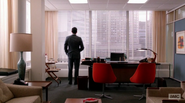Don Draper Window : Is don draper going to die at the end of mad men philly