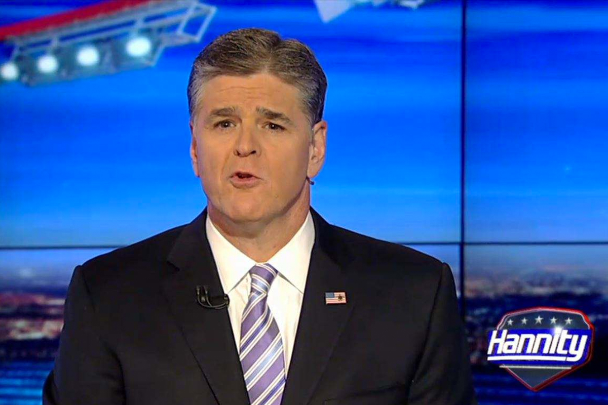"Fox News host Sean Hannity has decided to stop promoting an unproven conspiracy theory involving slain DNC staffer Seth Rich ""for now."""
