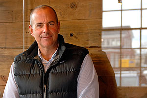 Former CEO of Urban Outfitters Glen Senk.<br />