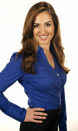 NBC10 meteorologist Sheena Parveen (Photo: Frank Guardino)