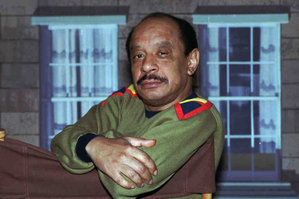 Sherman Hemsley (AP Photo)