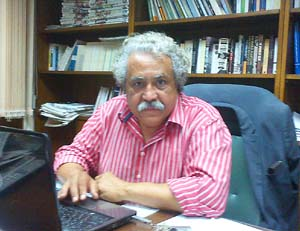Hani Shukrallah, managong editor of Ahram online, says Egypt´s situation is grim