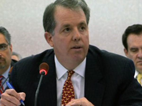 State Treasurer Andrew Sidamon-Eristoff