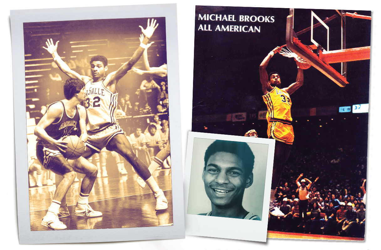 The mystery of Michael Brooks