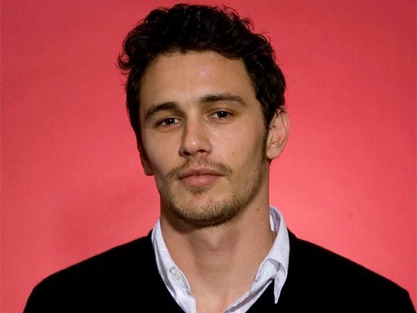James Franco poses for a portrait in Beverly Hills, Calif. (AP Photo/Matt Sayles)