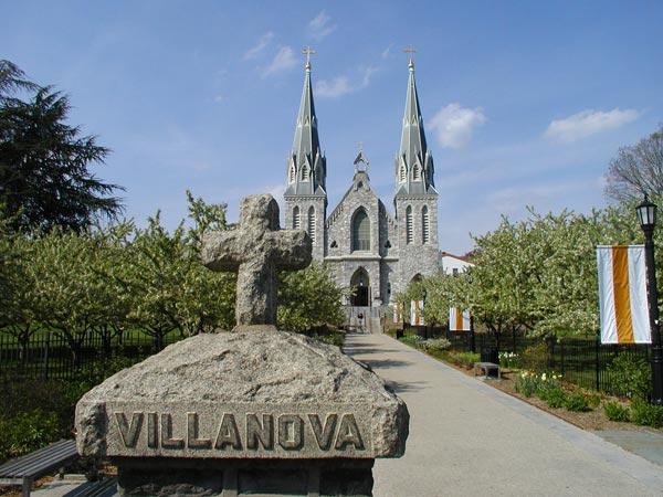Villanova University (Photo credit Chris Thomas for Villanova University)