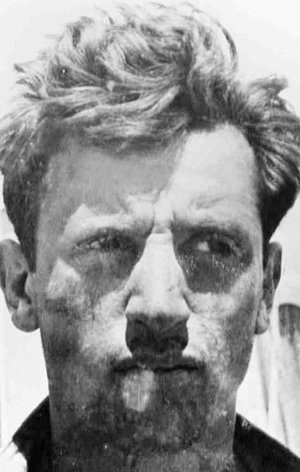 Frank Stallone, Sr. pictured during World War II