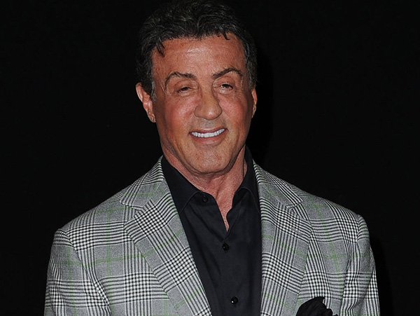 ´An Evening with Sylvester Stallone´ at the Phones 4u Arena.