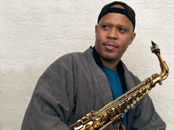 Saxophonist Steve Coleman.