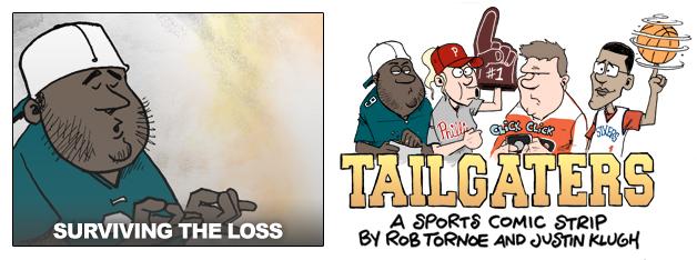 Eagles Packers loss Zen