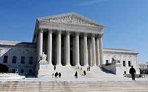 If the Supreme Court strikes down the mandate, it has several options.  (J. Scott Applewhite / AP file photo)