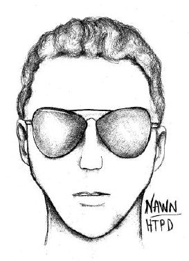 Composite sketch of first suspect.