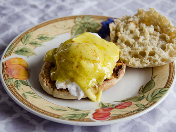 how to make perfect eggs benedict