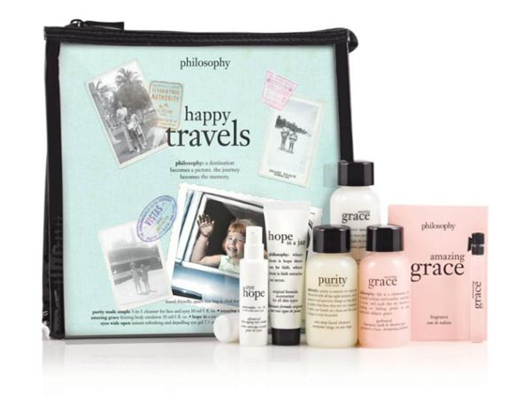 Philosophy Happy Travels Set $32.00