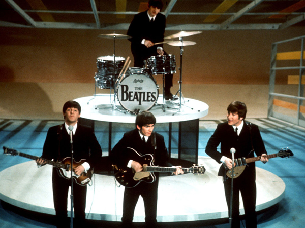 The Beatles. (Photo: AP)