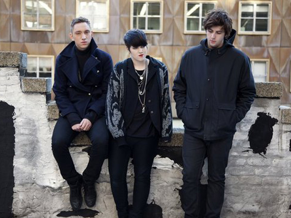 The xx will perform at World Cafe Live in Delaware.