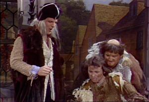Steve Martin as Theodoric of York (NBCUniversal Media, LLC)