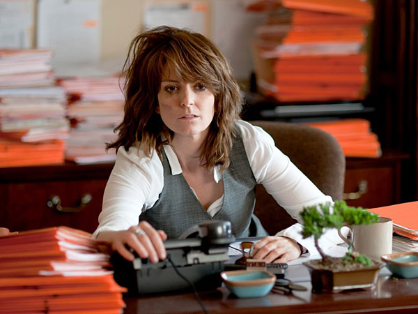 "Tina Fey as Princeton admission officer Portia Nathan in ""Admission"""