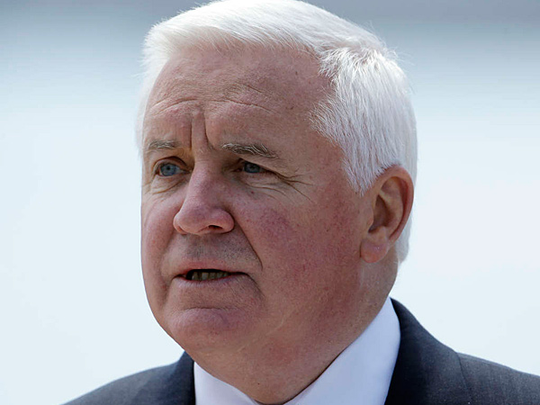 Gov. Corbett. (File Photo)