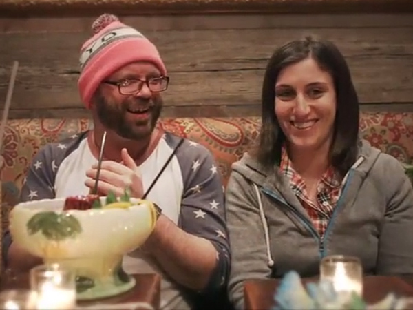 """PYT´s Tommy Up and partner Sarah Brown want to open """"Philadelphia´s first tiki bar"""" in Fishtown."""