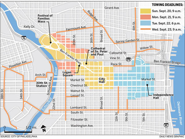 Pope Visit Security Update 5 Things To Know From City