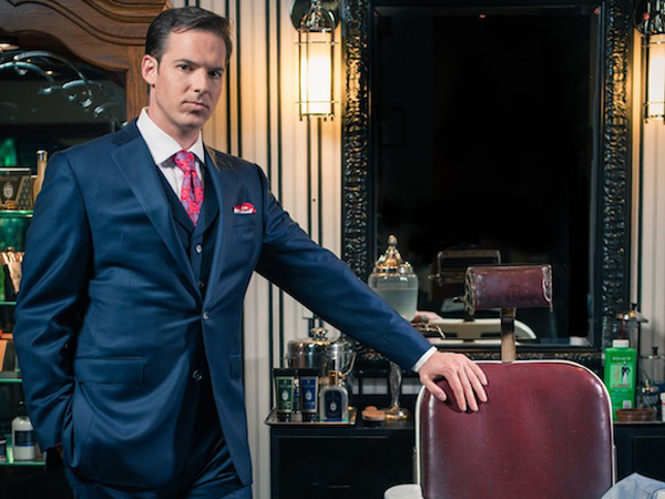 Brian Lipstein, founder and CEO of Henry A. Davidsen Master Tailors and Image Consultants, is well aware of the power of image and style.