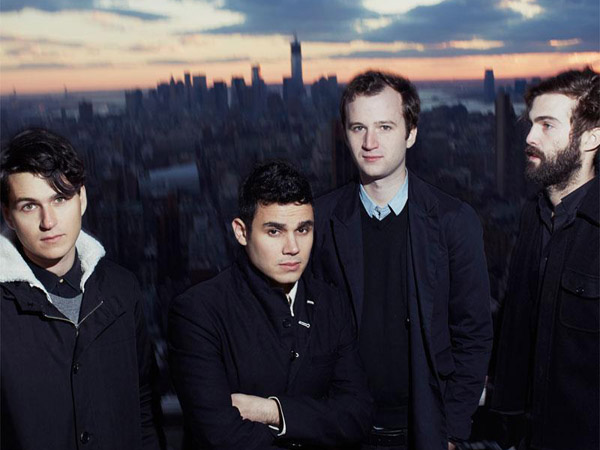 Vampire Weekend will play Philadelphia´s Mann Center in September.