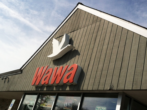 A Wawa store in Marple Township, Delaware County.