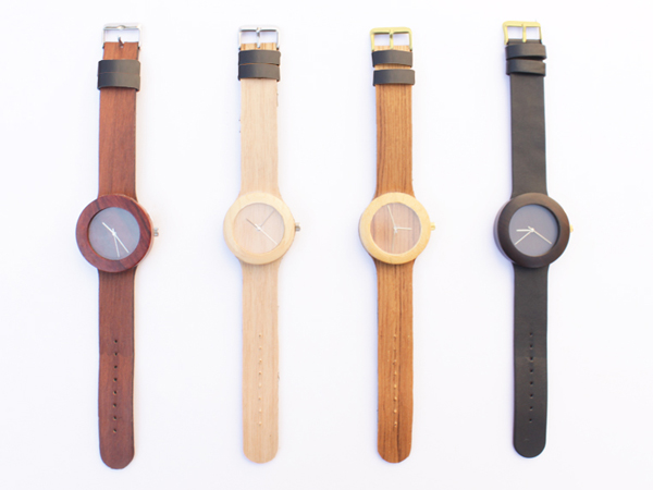 """The Carpenter Collection"" by Analog Watch Co."