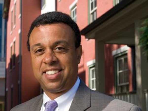 Wendell Pritchett, chancellor at Rutgers University–Camden