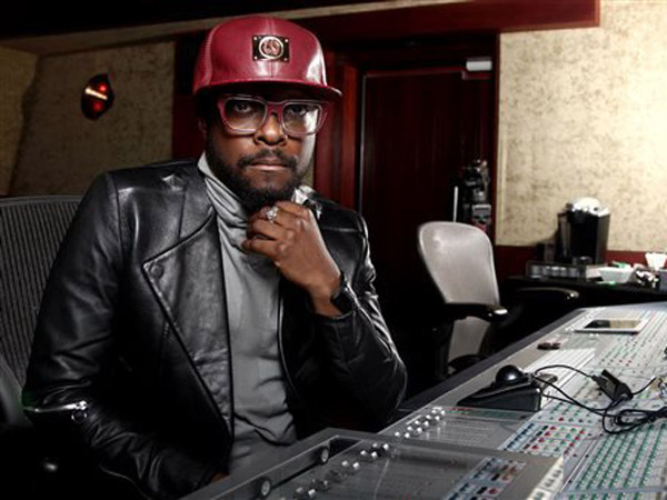 Will.i.am. is accusing Pharrell of using his copy-written name.