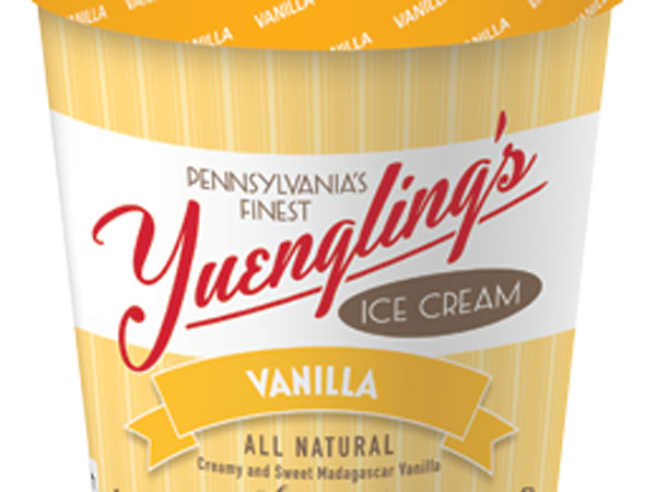 Yuengling´s ice cream.