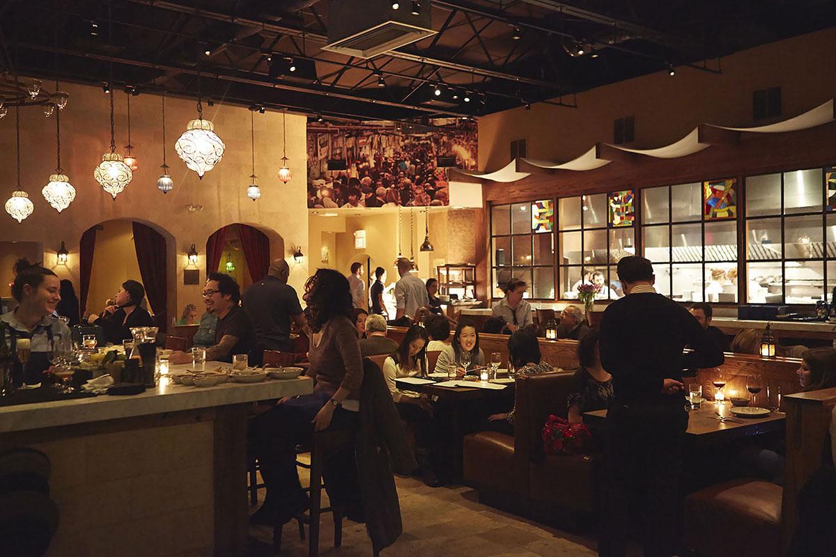 File: Zahav, the modern-Israeli restaurant, at 237 St. James Place in Society Hill.