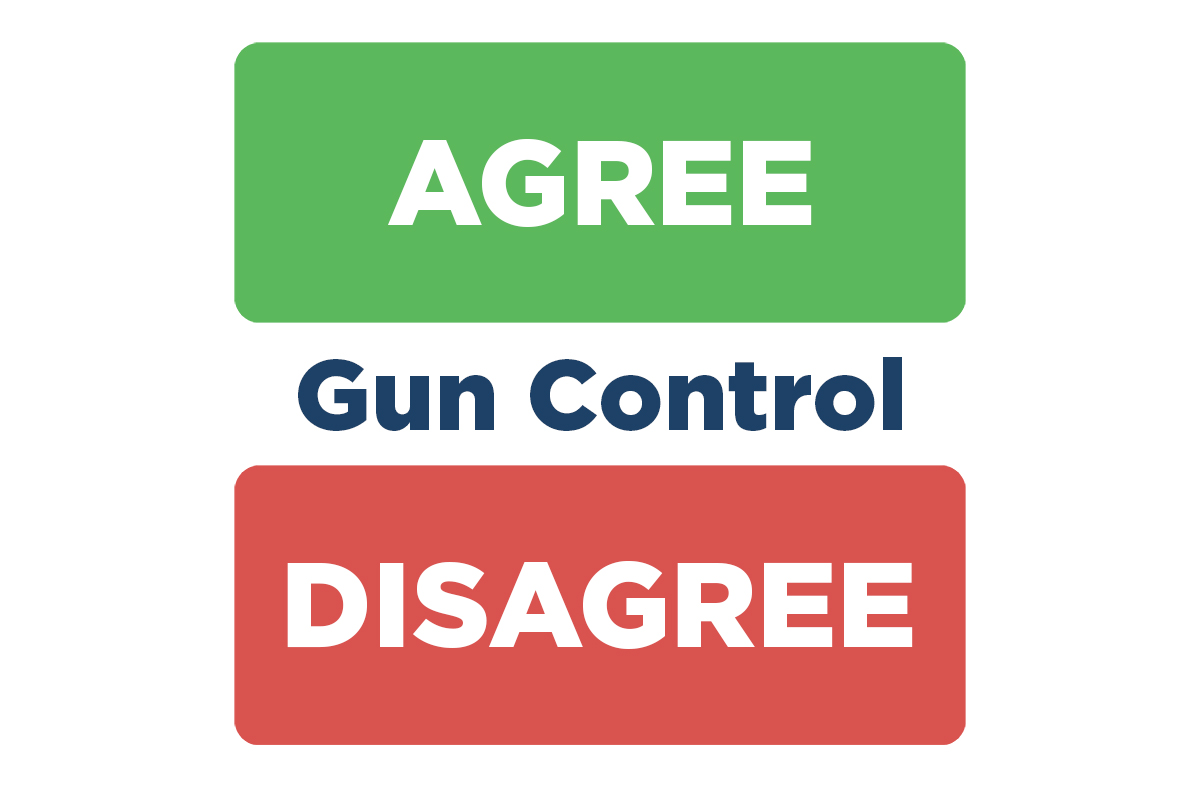 gun control policy brief Posted on february 22, 2018 by teri lyn hinds, director of policy research and   under the spotlight of our national conversation around guns and gun control.