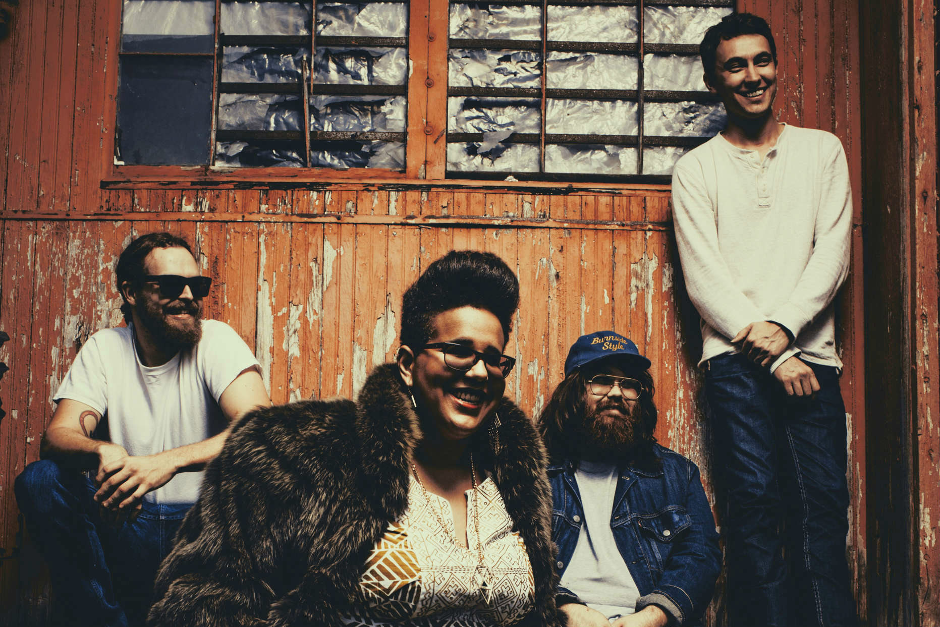 Alabama Shakes set to play Saturday.
