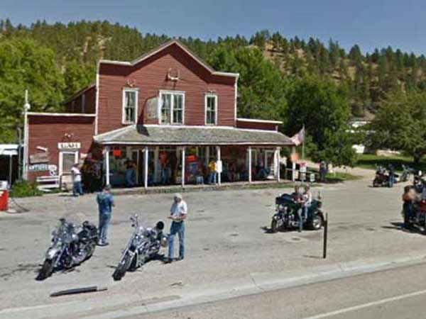 Pictured here is the General Store in Alladin, Wyo., which has been operating for 118 years. This store, along with 14 other buildings and 30 acres of land, come with the $1.5 million asking price for the town.