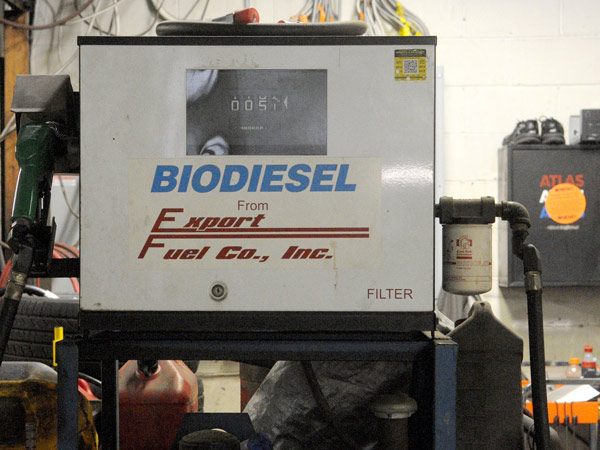 Many alternative fuels, such as biodiesel, are vying for market share with drivers. (Tony Tye/Pittsburgh Post-Gazette/MCT)