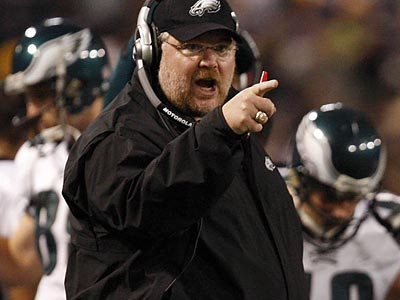 Do we like Andy Reid´s new look? Is it scruffy, or sexy?