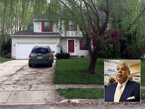 Anthony Hardy Williams entered into a deal in 2005 to buy this house in Atco, Camden County, N.J.