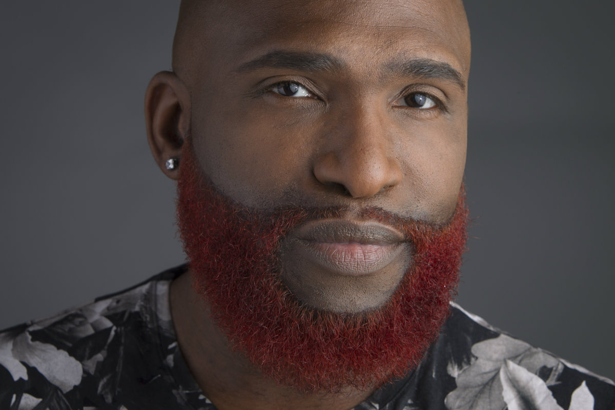 Your beard is not hot unless it\'s copper-toned - Philly