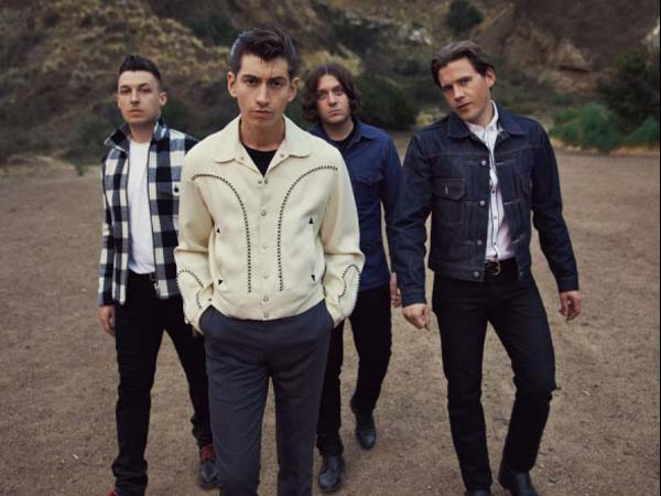 Arctic Monkeys will play the Mann Center in Philadelphia.
