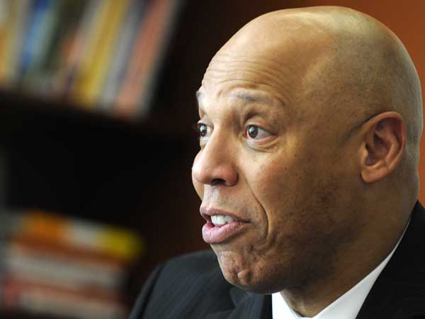 The schools clearly needed intervention, said Philadelphia School District superintendent William Hite. (TOM GRALISH, File / Staff Photographer )