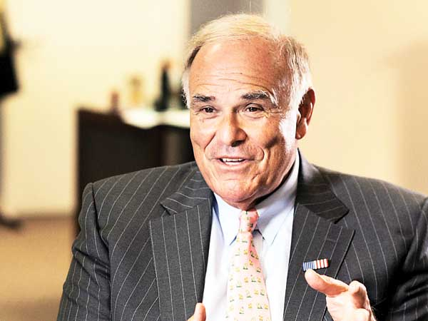 Former Pennsylvania Gov. and Philadelphia Mayor Ed Rendell.