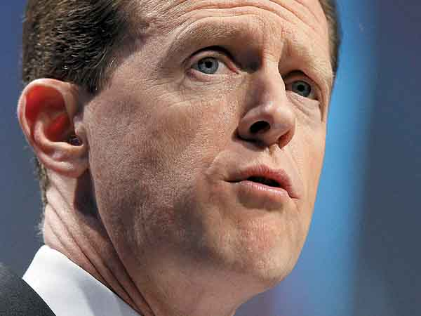 In this Feb. 10, 2011 file photo, Sen. Pat Toomey, R-Pa. speaks in Washington. Toomey has been named to the powerful new committee that will try to come up with a bipartisan plan this fall to reduce the federal budget deficit by more than $1 trillion. (AP Photo/Alex Brandon, File)